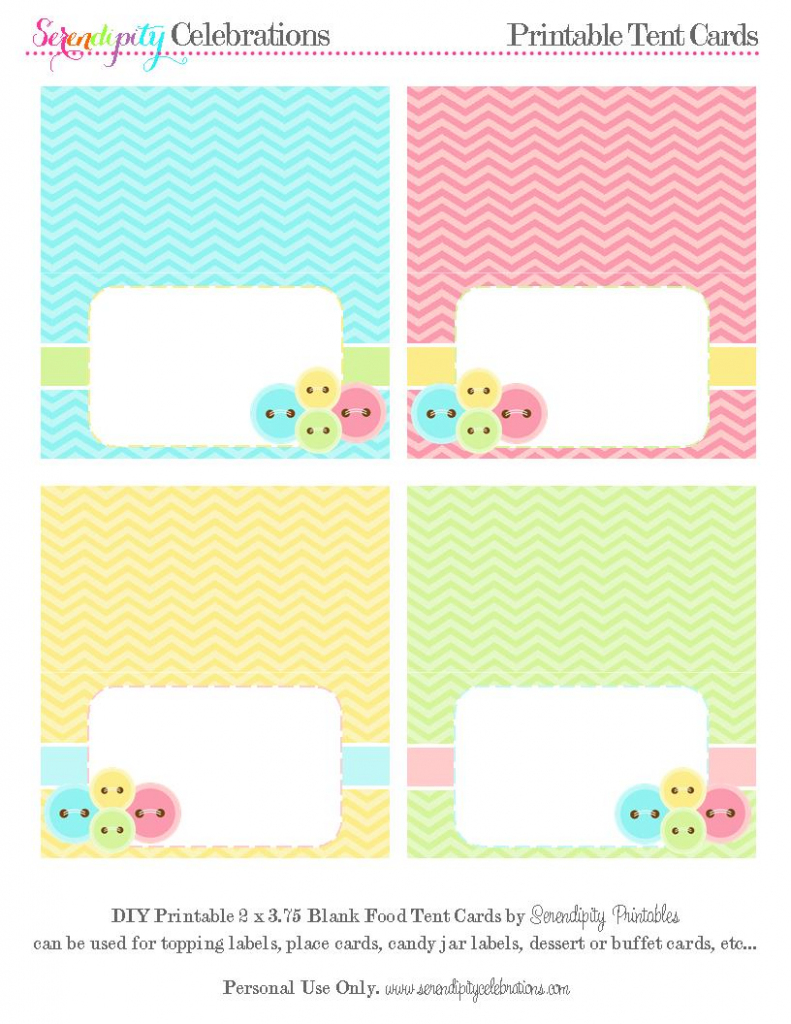 We Heart Parties: Free Printables Cute As A Button Free Printables | Free Printable Food Tent Cards