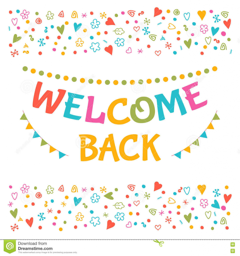 Welcome Back Card Printable - Under.bergdorfbib.co | Welcome Back Card Printable