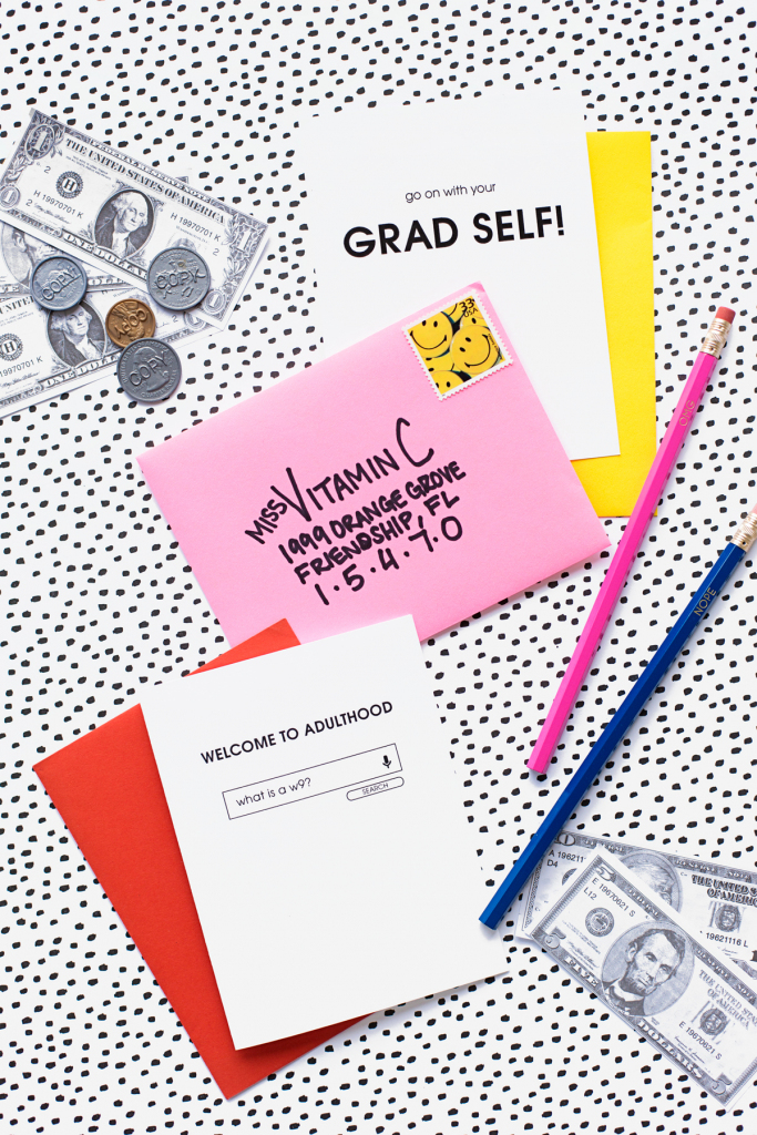 Welcome To Adulthood: Free Printable Graduation Cards - Studio Diy | Free Printable Graduation Cards