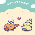 When I Found You   Happy Anniversary Card (Free) | Greetings Island | Printable Cards Free Anniversary