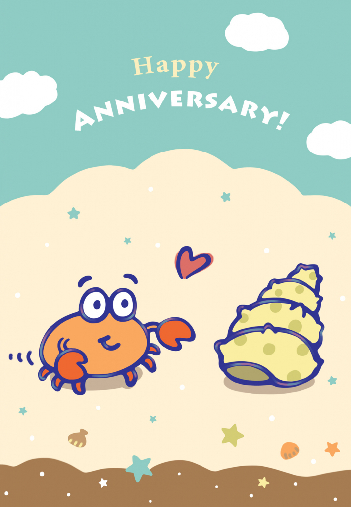 When I Found You - Happy Anniversary Card (Free) | Greetings Island | Printable Cards Free Anniversary