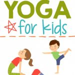 Yoga For Kids + Free Printable ⋆ Parenting Chaos | Printable Yoga Cards For Kids