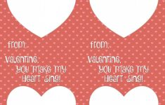 Make Valentines Cards Printable